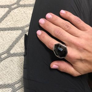 Stella and Dot nouvelle ring- cocktail ring